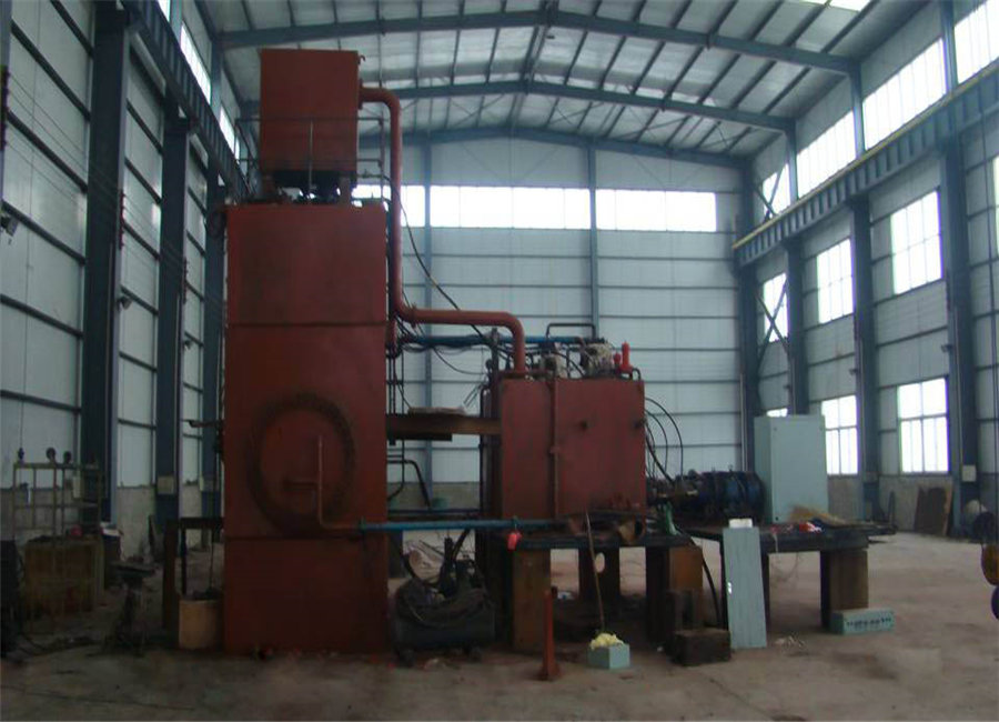 4 Inch Stainless Steel Cold Tee Making Machine