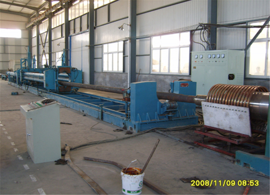 610mm Seamless Pipe Machine Large Caliber Steel Tube Expanding Machine