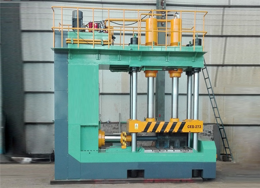 Cold Forming Elbow Making Machine