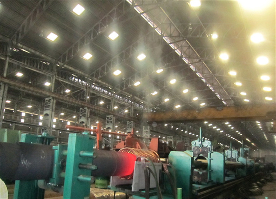 Heavy Wall Seamless Steel Pipe Expanding Machine For Large Diameter Pipe Production