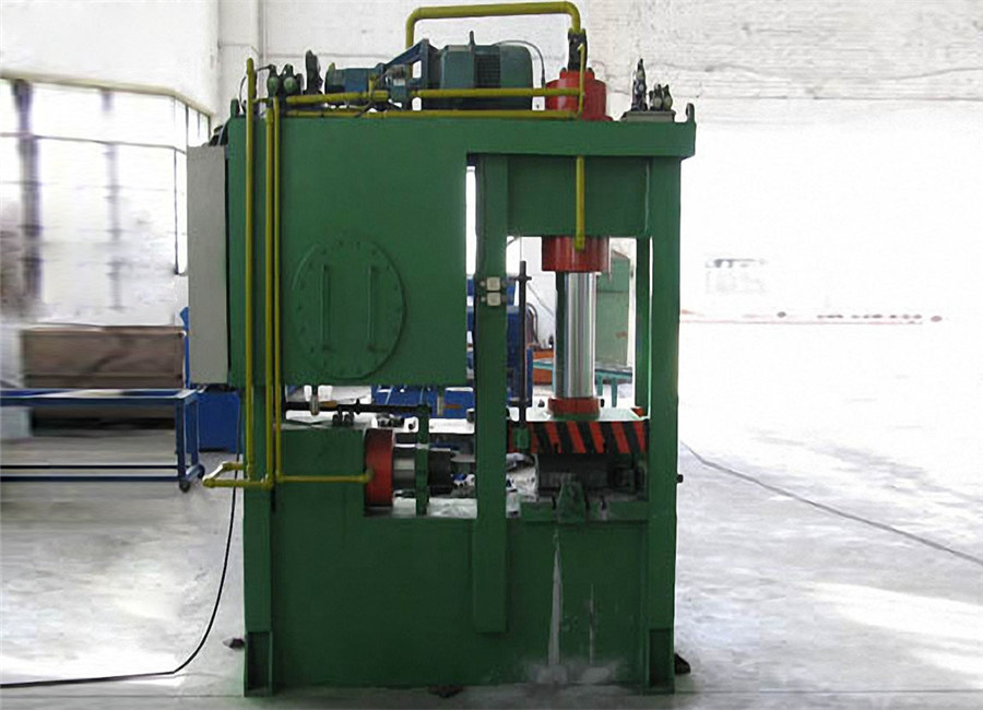 Hydraulic Cold Forming Elbow Making Machine For Stainless Elbow Elbow