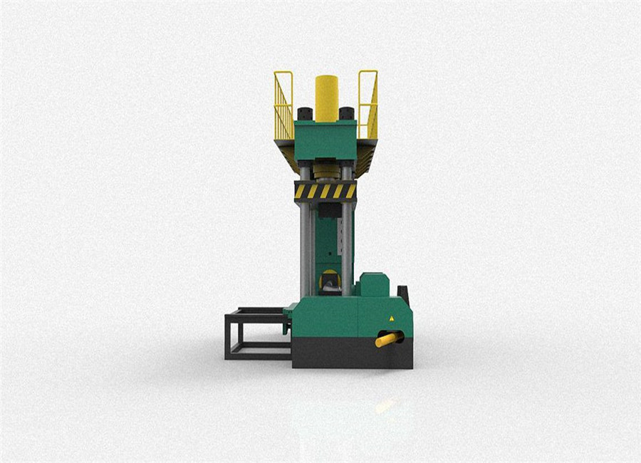 Hydraulic Cold Forming SS Elbow Making Machine