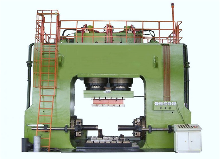 Hydraulic Stainless Steel Cold Forming Tee Making Machine