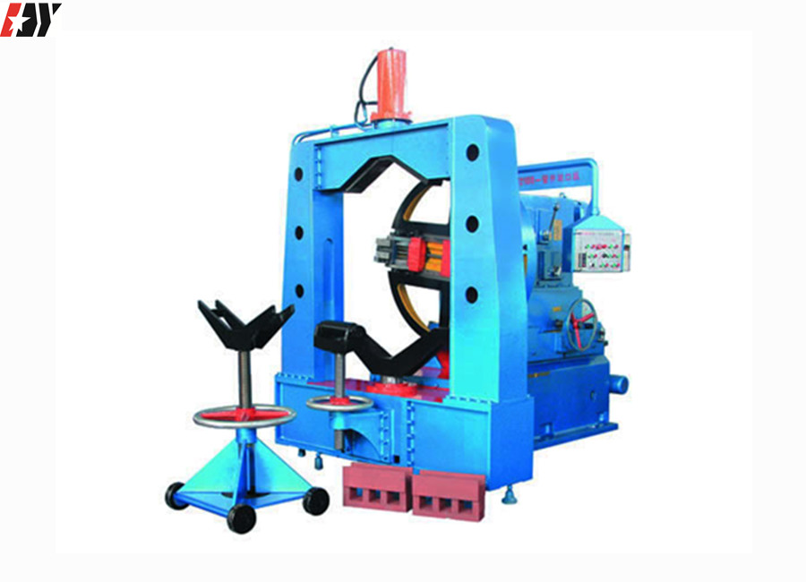 Q1280-II Electric Beveller Cnc Pipe Beveling Machine Groove Cutting Machine