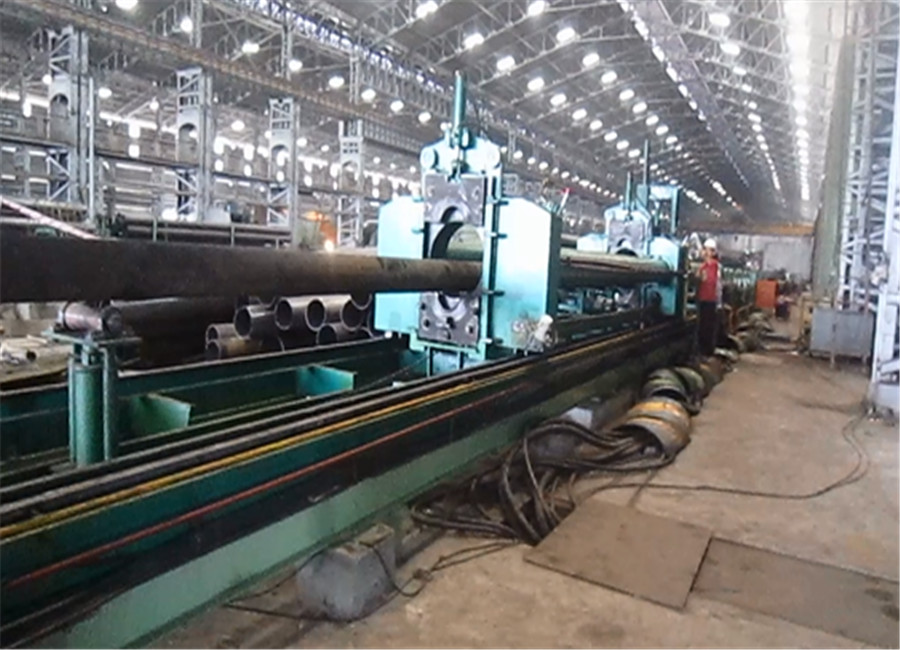 Tube Expanding Machine Used For Making Large OD Seamless Steel Pipe