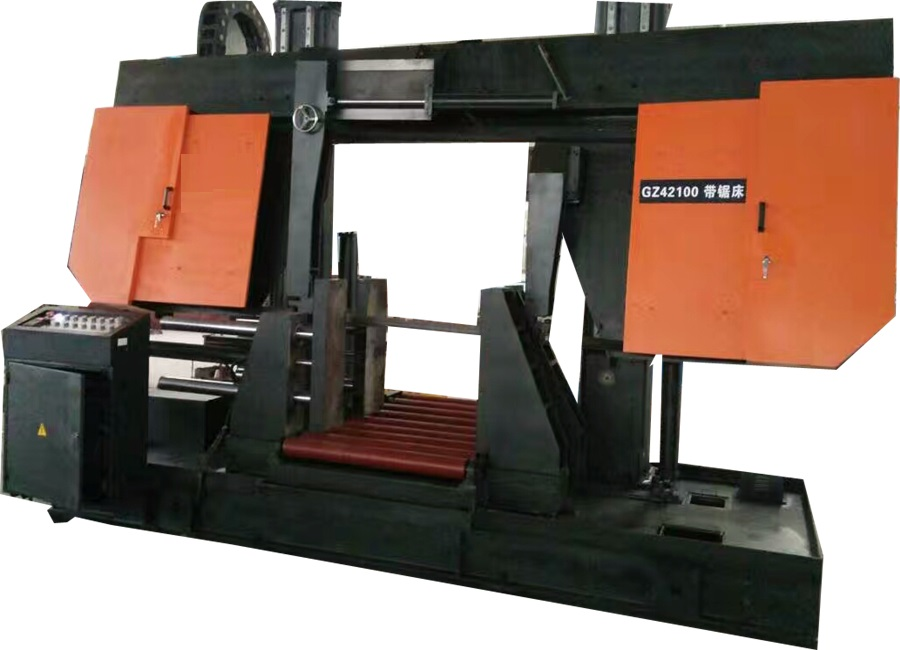 Band Saw Cutting Machine Gt4220 Price Band Saw Machine