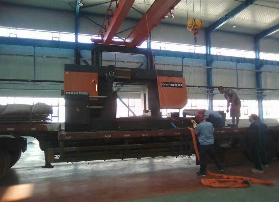 Band Saw Machine China Manufacture CE Standard With Certificate