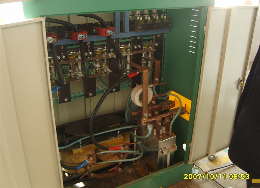 frequency transformer Heating induction equipment