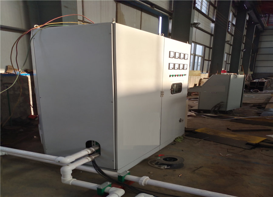 medium frequency current range Heating induction equipment