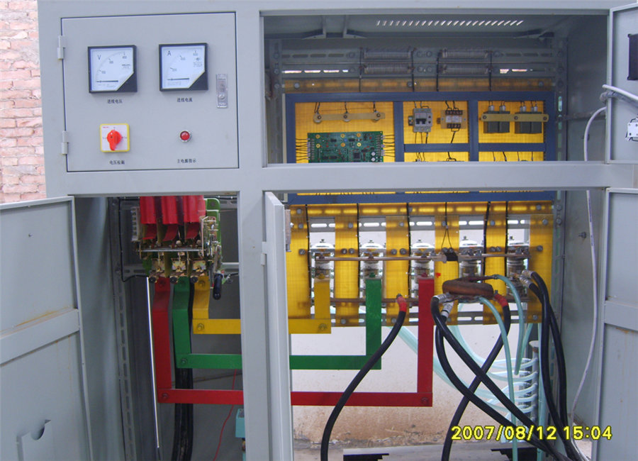 medium frequency transformer Heating induction equipment