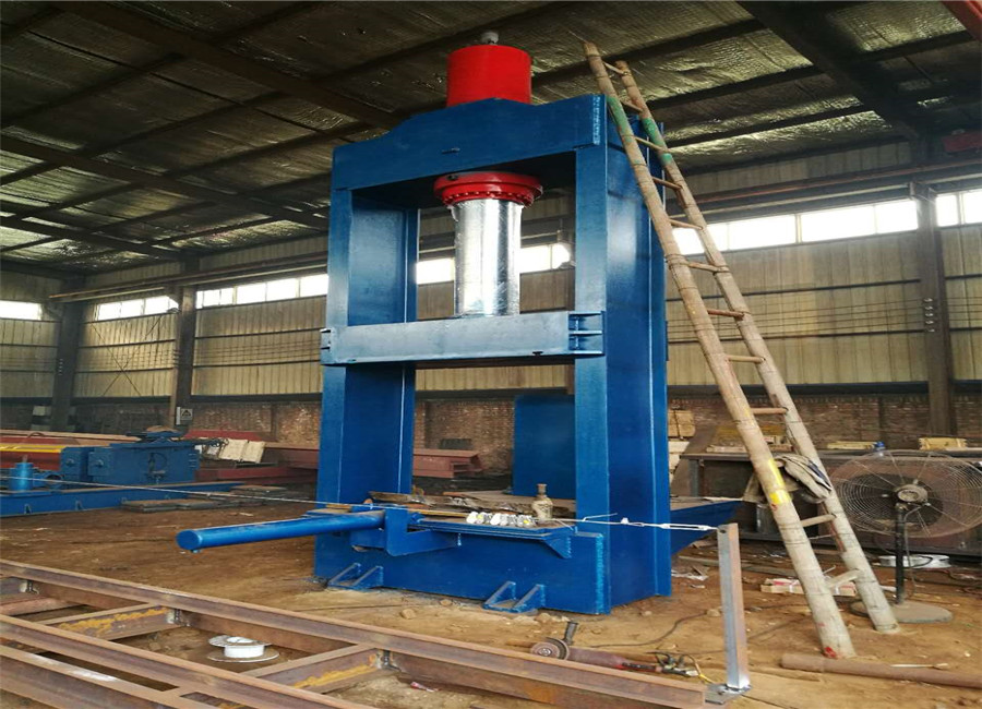 1500 Ton Hydraulic Forging Press For Car Manufacture