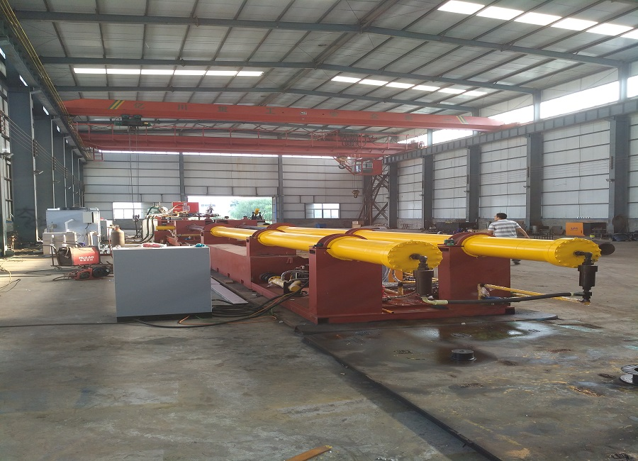 Pipe Bending Machine with heating power source