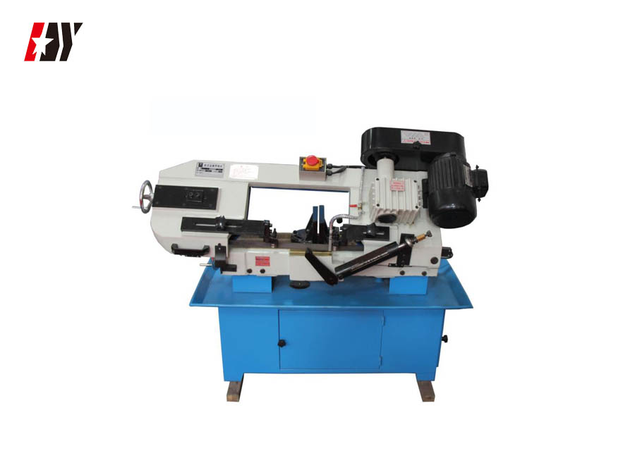 Horizontal Vertical Rotation Metal Cutting Bandsaw Made In China