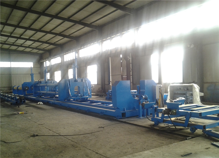 HQ 610mm Diameter Seamless  pipe-expanding machine