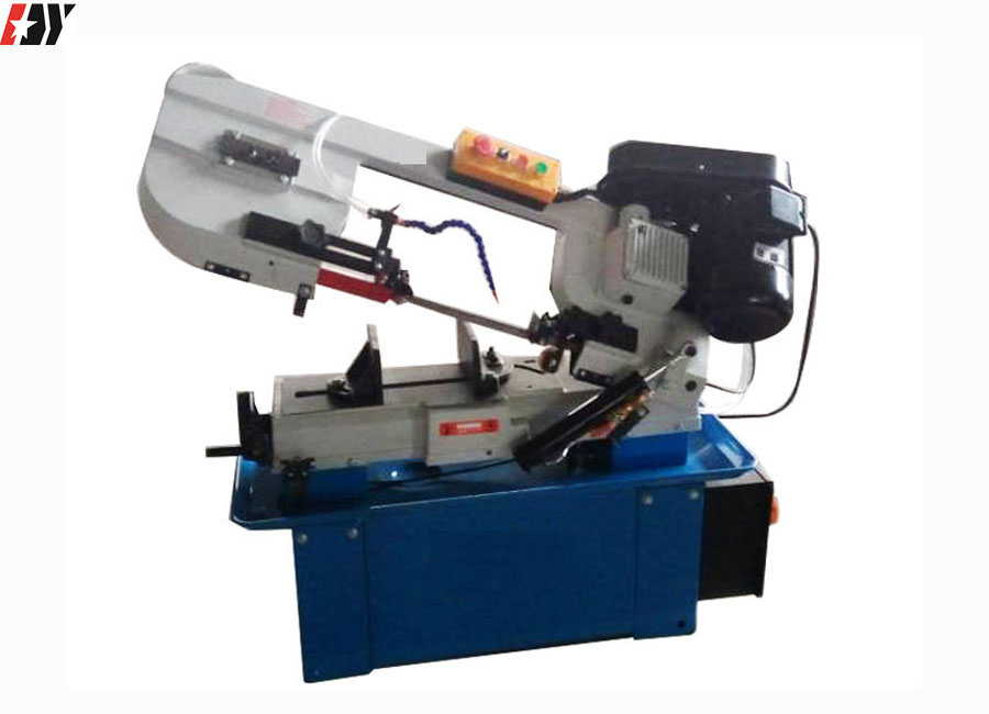 High Speed Pipe Cutting Automatic Metal Cutting Hacksaw Band Sawing Machine