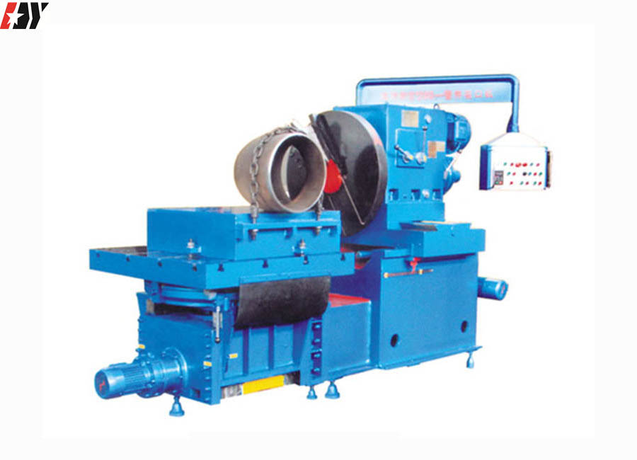 China Pipe Bevel machine for elbow tee and reducer manufacturer