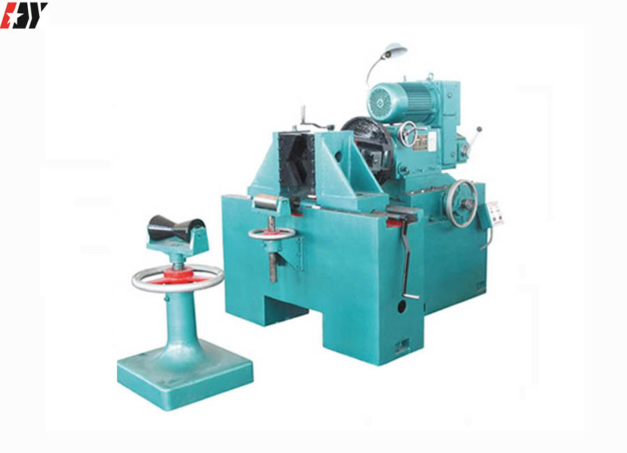 914 simple type low cost and good quality elbow beveling machine